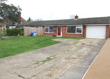 Thumbnail 2 bed semi-detached bungalow for sale in Church Street, Tempsford