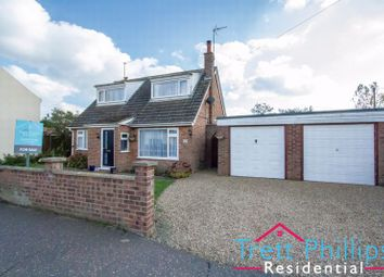 Thumbnail 3 bedroom detached house for sale in The Street, Sea Palling, Norwich