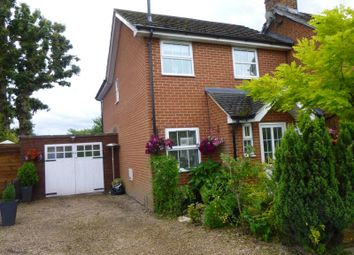 Thumbnail 3 bed semi-detached house to rent in Southwood Road, Farnborough, Hampshire