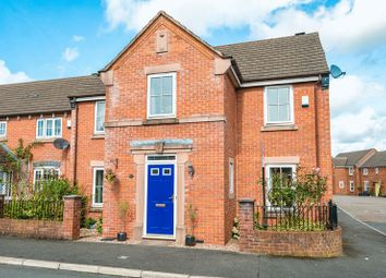 Thumbnail 4 bed semi-detached house for sale in Jubilee Way, Croston, Leyland
