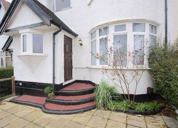 Thumbnail 2 bed semi-detached house to rent in Highcroft Gardens, London