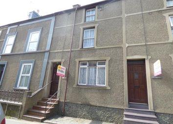 Thumbnail 4 bed terraced house for sale in Stryd Y Plas, Nefyn, Pwllheli, Gwynedd