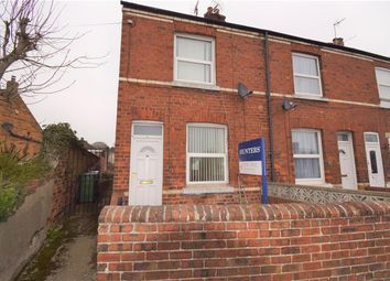Thumbnail 2 bedroom end terrace house for sale in Scarborough Road, Bridlington