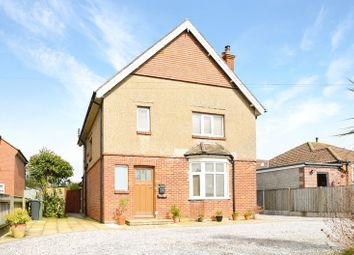 Thumbnail 3 bed detached house for sale in Beech Road, Weymouth