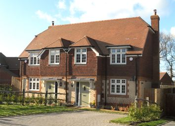 Thumbnail 3 bed semi-detached house for sale in Eden Hall, Cowden, Kent
