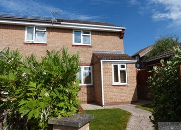 Thumbnail 2 bed semi-detached house for sale in Bradfield Close, Bridgwater