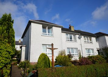 Thumbnail 2 bed flat for sale in Elm Road, Clydebank