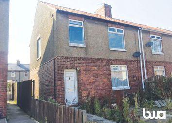 Thumbnail 3 bedroom semi-detached house for sale in 11 Wilson Avenue, Bedlington, Northumberland