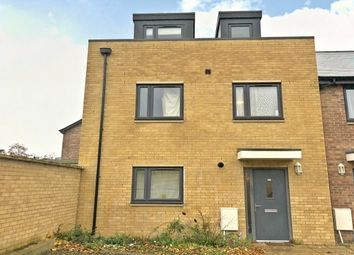Thumbnail 3 bed town house to rent in Kingsclere Close, Southampton