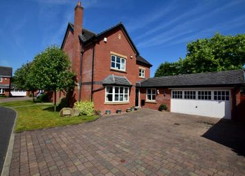 Thumbnail 5 bedroom detached house for sale in The Ferns, Kirkham, Preston