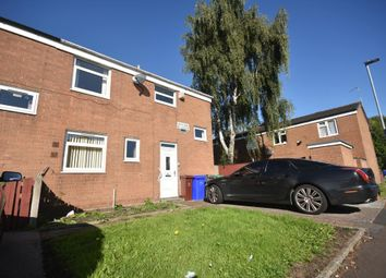 Thumbnail 3 bed terraced house for sale in Fairlawn Close, Manchester