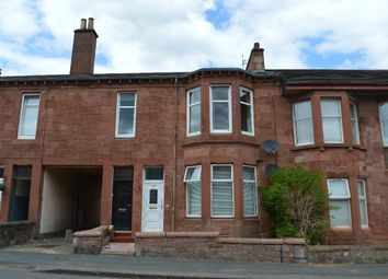 Thumbnail 1 bed flat for sale in Dunbeth Avenue, Dunbeth, Coatbridge