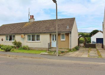 Thumbnail 1 bed semi-detached bungalow for sale in 11 Glen Road, Leswalt