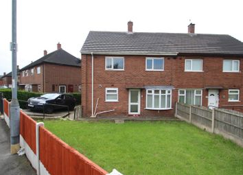 Thumbnail 3 bedroom semi-detached house to rent in Ubberley Road, Bentilee, Stoke-On-Trent