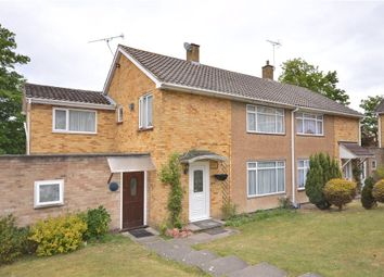 Thumbnail 5 bed semi-detached house for sale in Firlands, Harmanswater, Bracknell