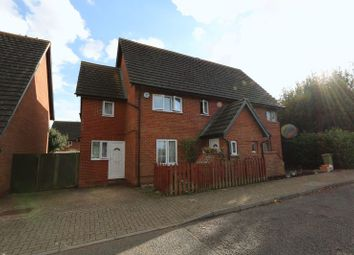 Thumbnail 4 bedroom semi-detached house for sale in Thrupp Close, Castlethorpe, Milton Keynes
