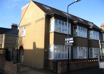 Thumbnail 1 bed flat to rent in Sylvan Road, Walthamstow, London