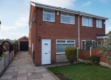 Thumbnail 3 bedroom semi-detached house for sale in Galsworthy Road, Saxonfields, Stoke-On-Trent, Staffordshire