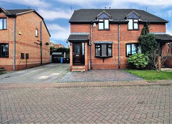 Thumbnail 3 bed semi-detached house for sale in Brockwood Close, Woodhouse, Sheffield