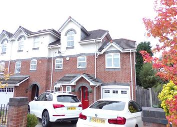 Thumbnail 4 bed end terrace house for sale in Cloister Road, Heaton Mersey, Stockport, Greater Manchester