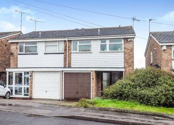 Thumbnail 3 bed semi-detached house for sale in Abbeydale Close, Coventry