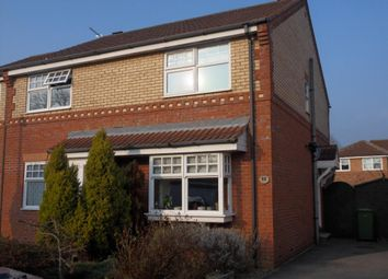 Thumbnail 2 bedroom semi-detached house to rent in Whiteoak Avenue, Easingwold, York