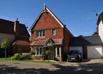 Thumbnail 3 bed detached house for sale in Bramble Close, Barns Green, Horsham