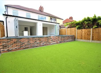 Thumbnail 4 bed semi-detached house for sale in Eaton Road, West Derby, Liverpool