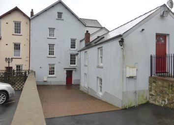 Thumbnail 2 bedroom property to rent in Picton Terrace, Carmarthen, Carmarthenshire