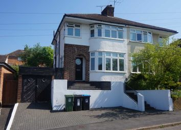 Thumbnail 3 bed semi-detached house to rent in Meadow Road, Berkhamsted