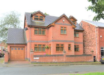 Thumbnail 6 bed detached house for sale in James Street, Tyldesley, Manchester