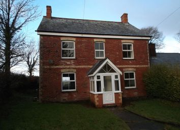 Thumbnail 4 bedroom property to rent in Milton Damerel, Holsworthy