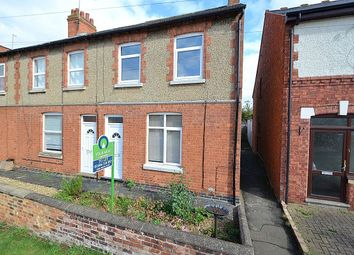 Thumbnail 2 bed terraced house for sale in Northampton Road, Brixworth, Northampton