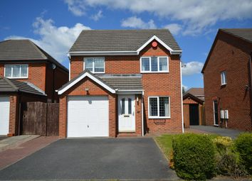 Thumbnail 3 bed detached house for sale in Shuttle Eye Way, Grange Moor, Wakefield