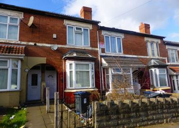 Thumbnail 3 bedroom terraced house for sale in Asquith Road, Birmingham