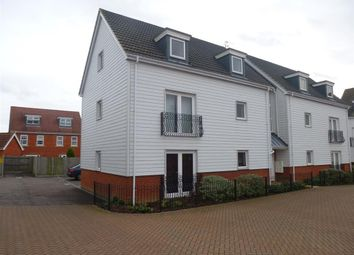 Thumbnail 2 bedroom flat to rent in Victory Court, Diss
