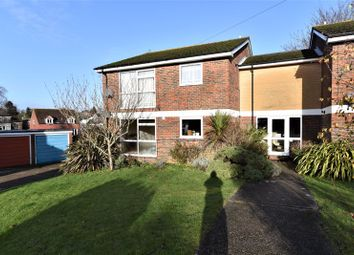 Thumbnail 2 bed flat for sale in Claire Gardens, Clanfield, Waterlooville