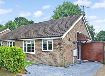 Thumbnail 2 bed semi-detached bungalow for sale in Parr Close, Leatherhead, Surrey