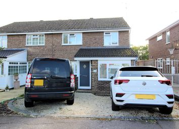 Thumbnail 3 bed semi-detached house for sale in Masefield, Hitchin