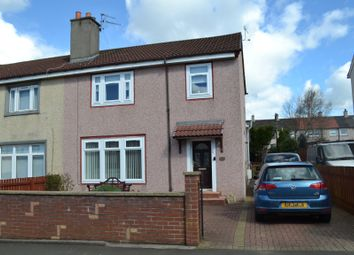 Thumbnail 3 bed semi-detached house for sale in Brannock Avenue, Newarthill
