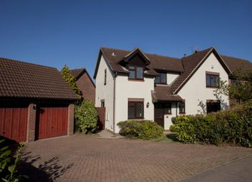 Thumbnail 4 bed detached house for sale in Kingswood Avenue, Taverham, Norwich