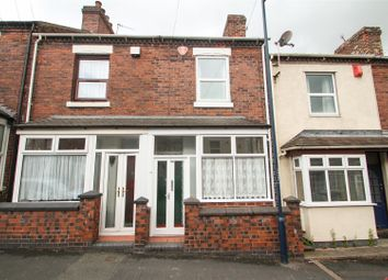 Thumbnail 2 bed terraced house to rent in Hazelhurst Street, Joiners Square, Stoke-On-Trent