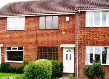 Thumbnail 2 bed terraced house to rent in Ryedale Way, Selby