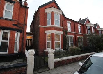 Thumbnail 4 bed terraced house for sale in Neville Road, Waterloo, Liverpool
