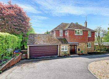 Thumbnail 4 bedroom detached house to rent in Manton Hollow, Manton, Marlborough