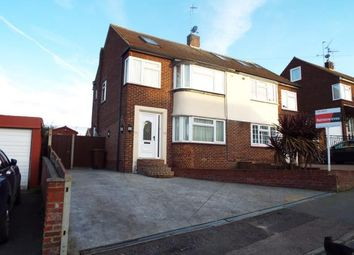 Thumbnail 3 bed semi-detached house for sale in Sholden Road, Strood, Rochester, Kent