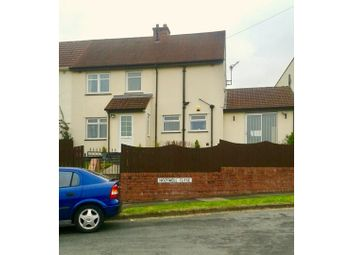 Thumbnail 3 bed semi-detached house for sale in Holywell Close, Abergavenny