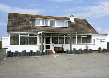 Thumbnail Commercial property for sale in Trevarrian, Newquay, Cornwall
