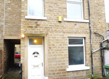 Thumbnail 2 bedroom terraced house for sale in Factory Lane, Milnsbridge, Huddersfield