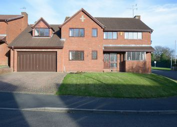Thumbnail 5 bed detached house for sale in Bryn Lea, Chesterfield